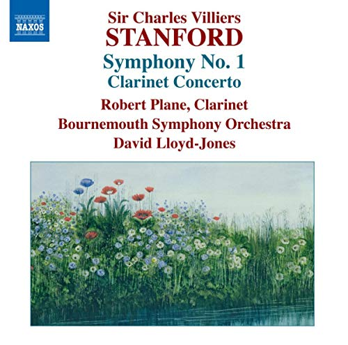 Symphony No.1,Clarinet Concerto