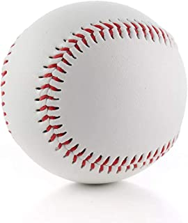 TzBBL Unmarked Baseball for League Play,Autographs,Gifts,Arts and Practice,Crafts,Trophies,2 Pack/4 Pack