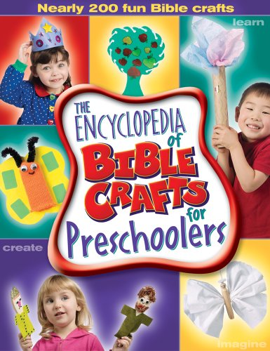 Compare Textbook Prices for The Encyclopedia of Bible Crafts for Preschoolers Illustrated Edition ISBN 9780764426216 by Group Publishing
