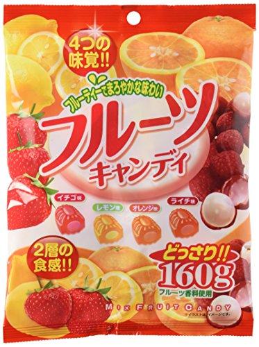 フルーツキャンデー 160g×14袋