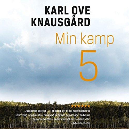 Min kamp 5 audiobook cover art