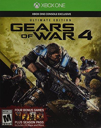 Gears of War 4 Ultimate Edition COMPLETAMENTE IN ITALIANO