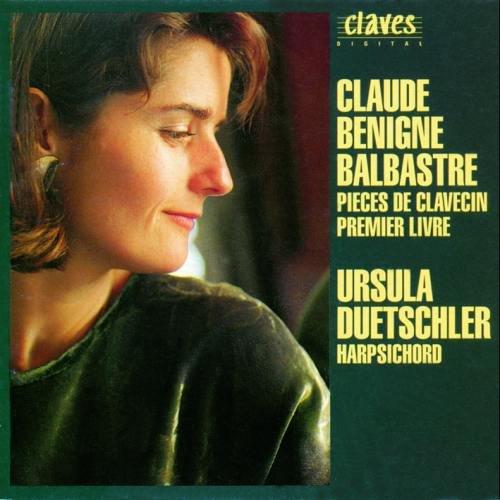 Balastre C : Pièces de clavecin Vol.1