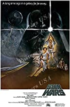 Posters USA Star Wars Original Episode IV A New Hope Movie Poster GLOSSY FINISH - FIL331 (24