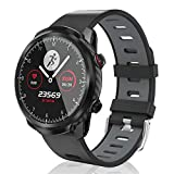 CatShin Smart Tracker attività Orologio, smartwatch Tracker Fitness Touch Screen, Orologio Sportivo...