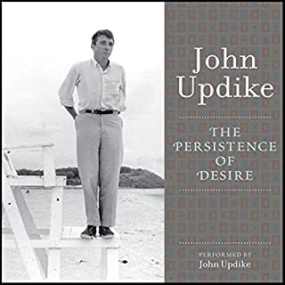The Persistence of Desire audiobook cover art