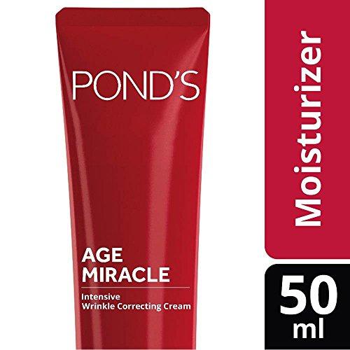Ponds Alter Miracle Intensive Falten-Korrektur Öl in Creme, 50ml - (Verpackung können variieren)