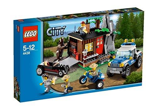 LEGO 4438 City - Guarida de los Ladrones