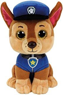Ty Beanie  41208 Paw Patrol - Chase with Glitter Eyes 15 cm