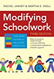 Modifying Schoolwork (Teachers' Guides)