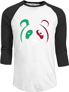 Doodle Lakers Metta World Peace Panda's Friend Youth 3/4 Sleeve Raglan Crew-Neck T-Shirt