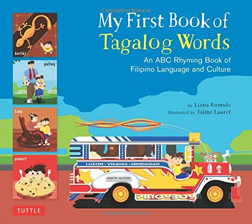 My First Book of Tagalog Words: ...