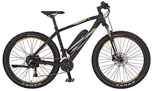 Prophete Graveler 20.ESM.10 Mountain E-Bike 27,5' BLAUPUNKT HR-Motor Bicicleta eléctrica, Negro, RH 48
