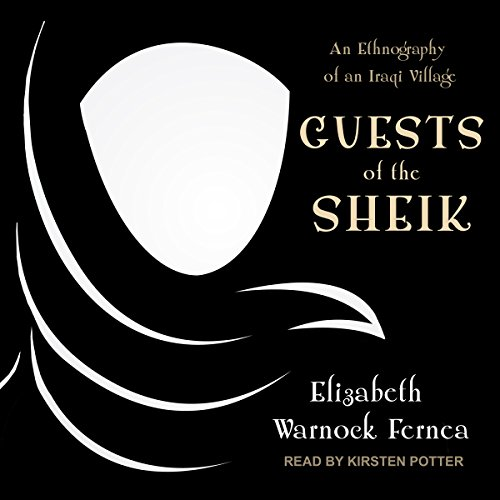 Guests of the Sheik audiobook cover art