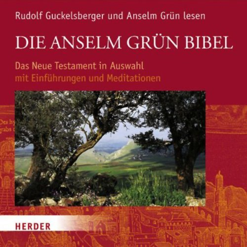 Die Anselm Grün Bibel audiobook cover art