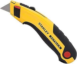 Stanley FatMax 0-10-778 mes (intrekbaar lemmet, 170 mm lengte, magnetische punt, zonder gereedschap vervangen van het mes)