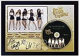 SGH SERVICES Reflection Fifth Harmony - Disco de CD con marco firmado