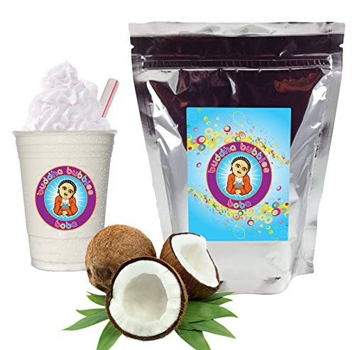 10+ Drink Coconut Boba Tea Kit by Buddha Bubbles Boba LLC