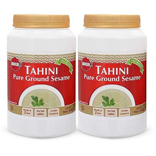 Baron's Pure Tahini Sesame Paste