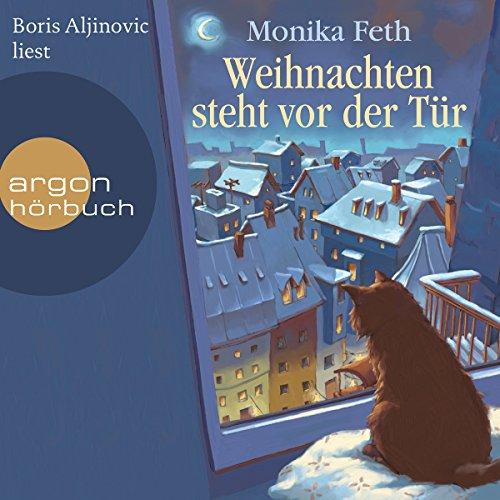 Weihnachten steht vor der Tür audiobook cover art