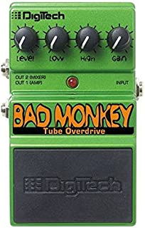 DigiTech DBM Bad Monkey Tube-Overdrive Analog-Distortion Pedal