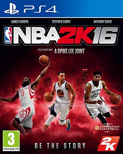 NBA 2K16 [AT Pegi] - [PlayStation 4]