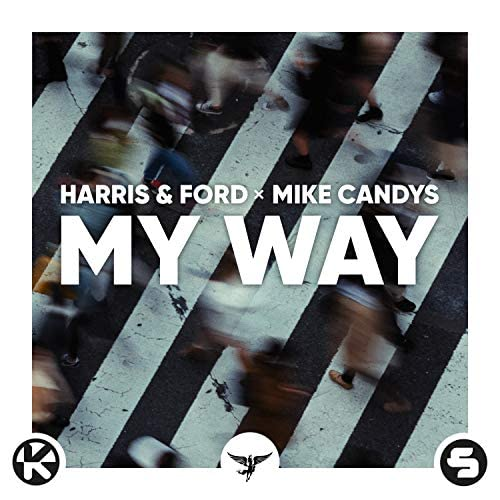 Harris & Ford & Mike Candys