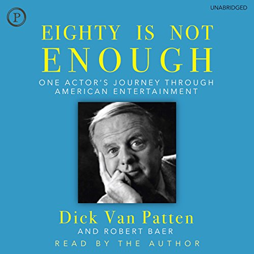 Eighty Is Not Enough audiobook cover art