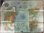 World of Warcraft® World Map de BradyGames