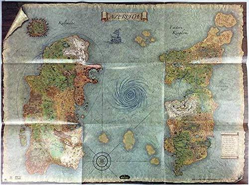 World of Warcraft® World Map