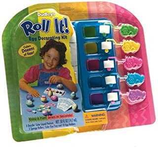 Paper Magic dudley's roll it Easter Egg Decorating kit