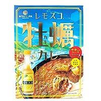 レトルトカレー カキカレー レモスコ牡蠣カレー 200g  12箱