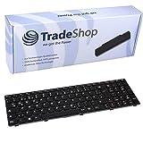 Laptop-Tastatur/Notebook Keyboard Ersatz Austausch Deutsch QWERTZ für IBM Lenovo ThinkPad G570 G570G G575 G575GL G575GX G770 G770A G770E G770L G770s Z560 Z560A Z565 Z565A (Deutsches Tastaturlayout)
