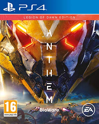 Anthem Legion of Dawn Edition - PlayStation 4 [Importación inglesa]