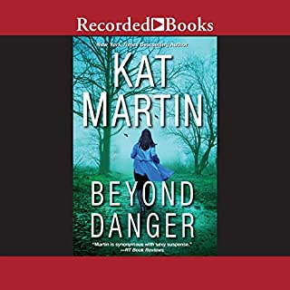 Beyond Danger audiobook cover art