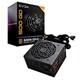 EVGA 500 GD, 80+ GOLD 500W, 5 Year Warranty, Power Supply 100-GD-0500-V1