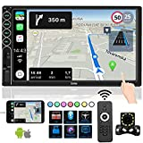 Best Double Din Car Stereos - 7 INCH Car Stereo with Bluetooth,Double Din Car Review