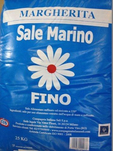 Sale Marino - Meersalz fein 25kg