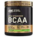 Optimum Nutrition ON Gold Standard BCAA Polvo, Suplementos D