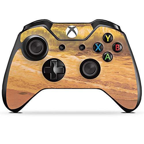 DeinDesign Skin kompatibel mit Microsoft Xbox One Controller Aufkleber Folie Sticker Volleyball Beach Strand