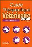 Guide thérapeutique vétérinaire - Animaux de rente