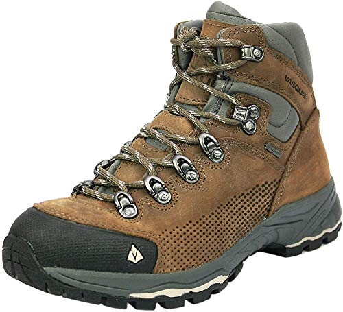 Vasque Women's St. Elias Gore-Tex Hiking Boot, Bungee/Silver,7.5 M US