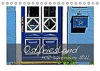 Ostfriesland HDR-Impressionen 2022 (Tischkalender 2022 DIN A5 quer): In Ostfriesland findet man ueberall die fuer diese Region so typischen Motive und Impressionen. (Monatskalender, 14 Seiten )