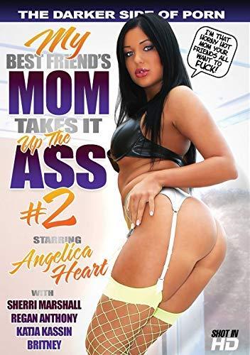 My Best Friend's Mom Takes It Up the Ass #2 / DVD Robert Hill FILM