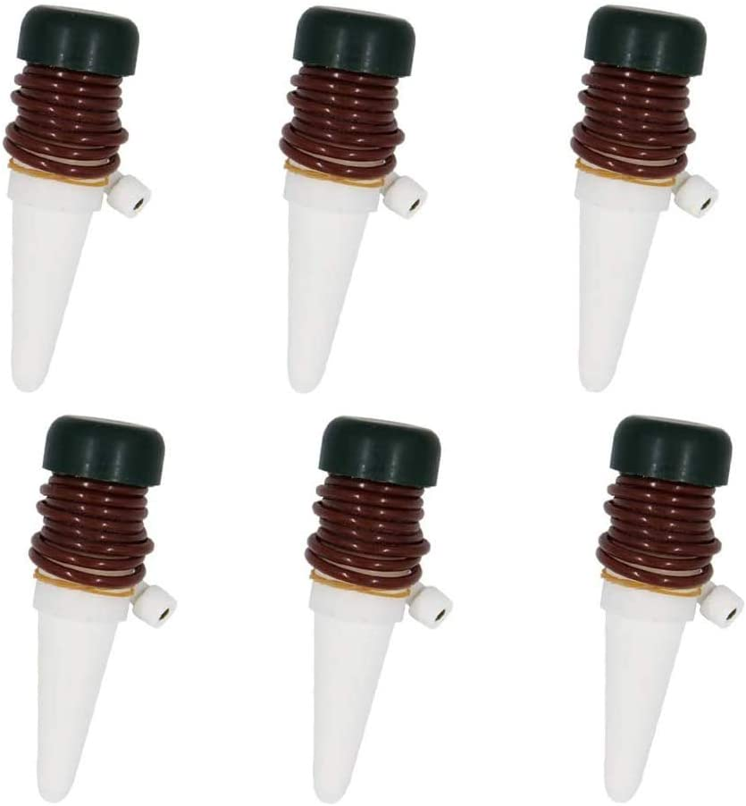 TropSetil Popular overseas 6 PCS Self-Watering Stakes Wa Automatic Plant Topics on TV Vacation