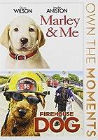 Marley & Me/Firehouse Dog [DVD]