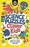 Science Puzzles for Clever Kids (Buster Brain Games)