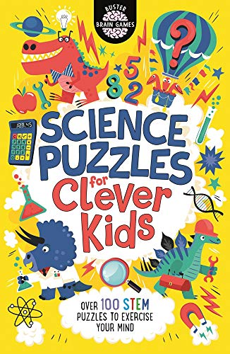 Science Puzzles for Clever Kids:...
