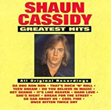 Best shaun cassidy greatest hits cd Reviews