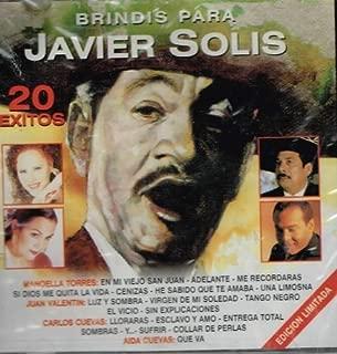 Brindis para-20 exitos (MEX, by Manoella Torres, Juan Valentin..) by MANOELLA TORRES, JUAN VALENTIN, CARLOS CUEVAS (0100-01-01?